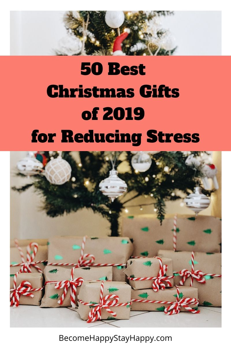 Best Christmas Gifts for Reducing Stress