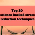 stress reduction techniques